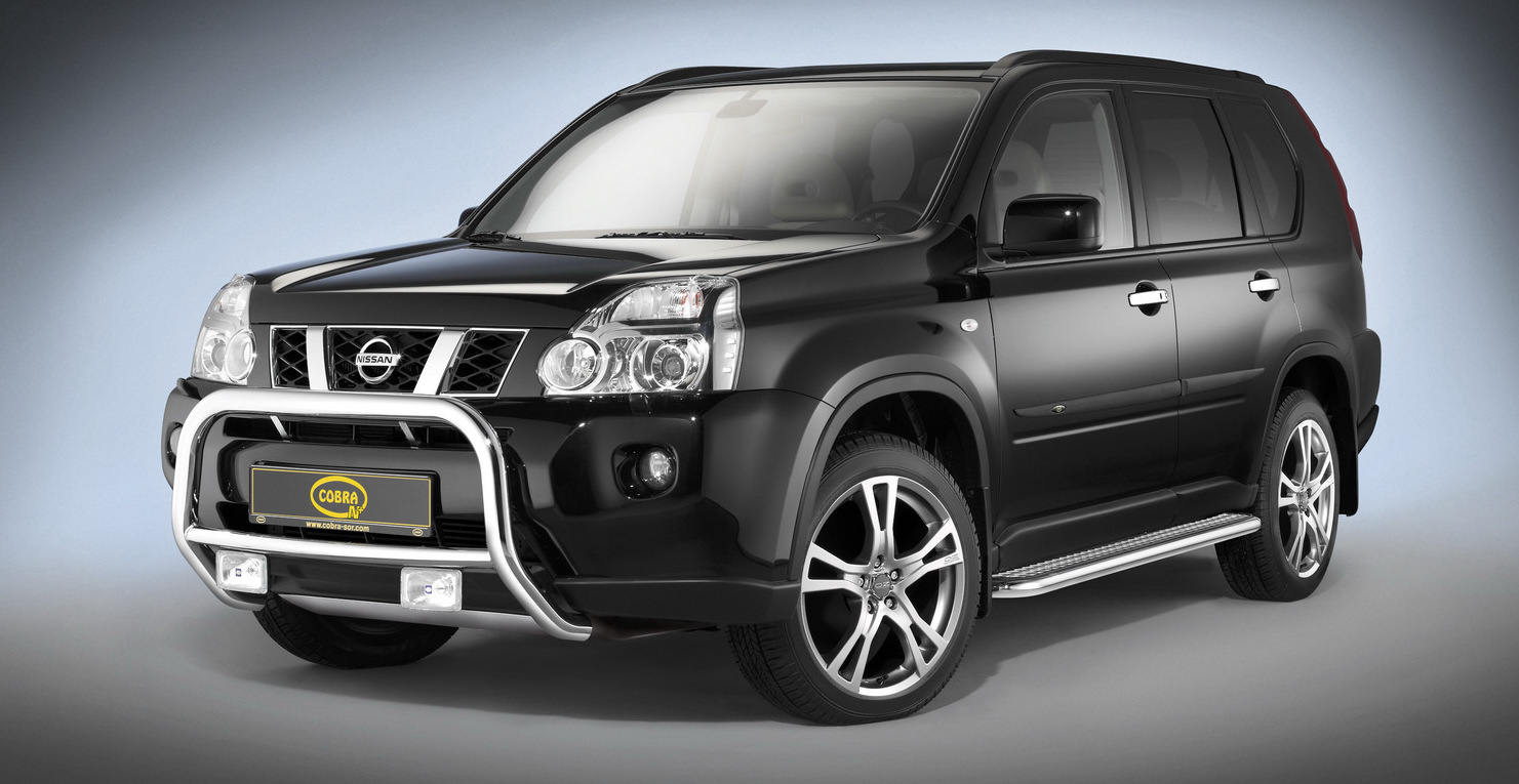 Nissan X-Trail Cars Image