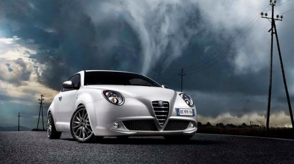 Essai de l'Alfa Romeo MiTo QV