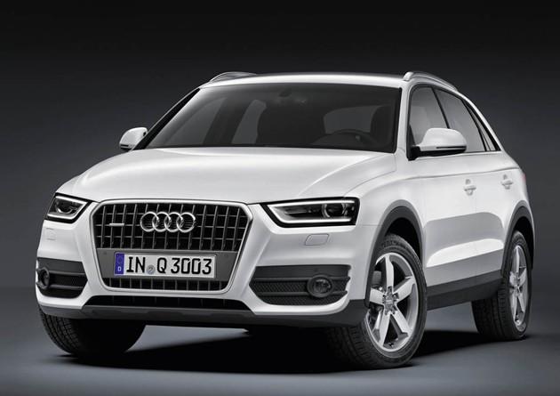 Q3: Le nouveau-né d'Audi débarque