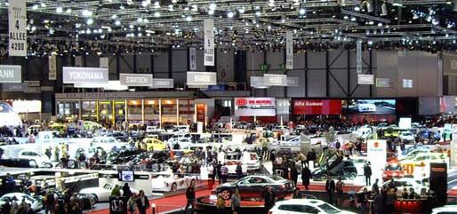 Auto Expo 2012: Une 8ème édition qui promet