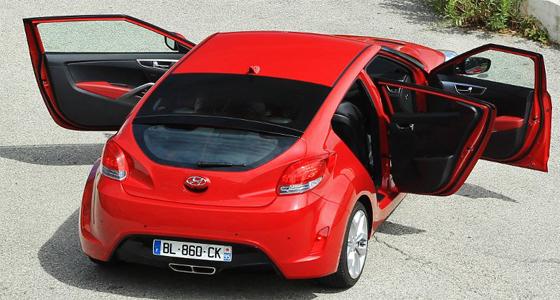 Hyundai Veloster 3 portes