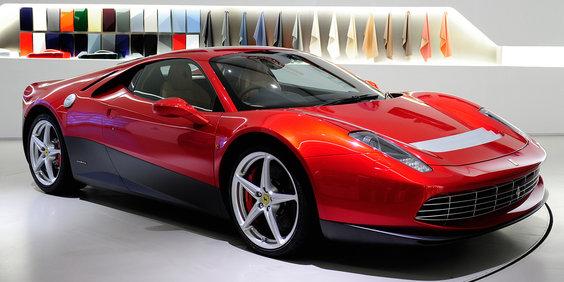 La Ferrari SP12 EC Con%C3%A7ue Pour Eric Clapton