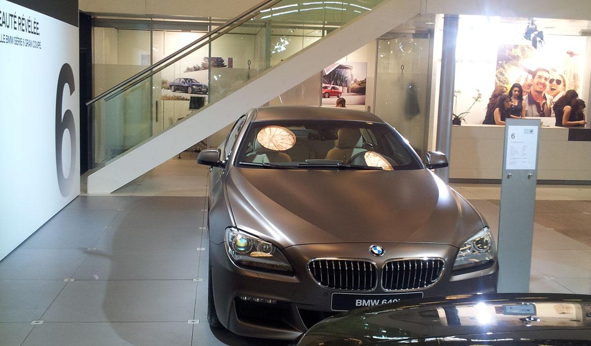 Les photos du salon Auto Expo 2012 à Casablanca