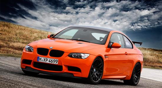 BMW révèle une version limitée de la M3 Lime Rock Edition