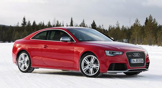La nouvelle Audi RS5 2013
