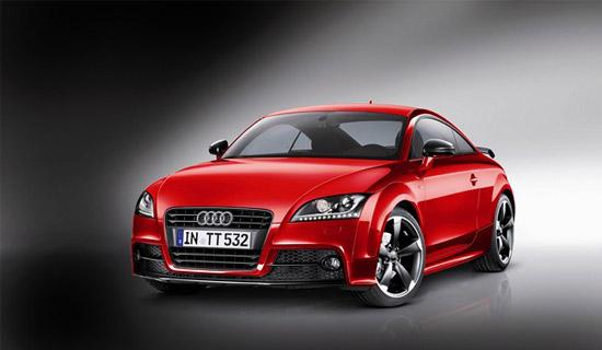 La nouvelle Audi TT S line edition