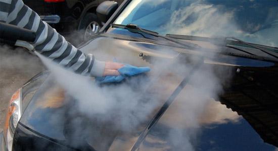Plus besoin de laver sa voiture