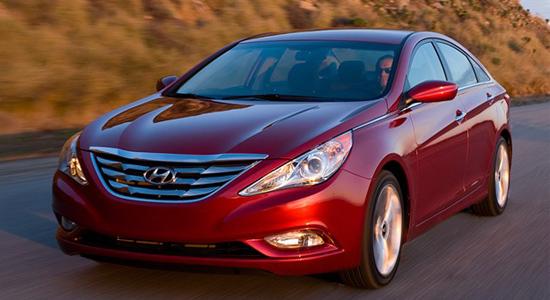 Hyundai retire près de 220.000 Sonata et Santa Fe pour des soucis d'airbag