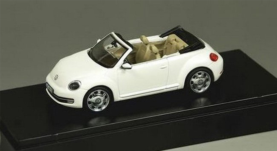 Coccinelle cabriolet