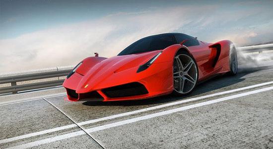 Ferrari: La F70 de David Williams