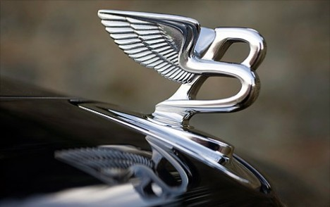 Les ventes de Bentley en augmentation