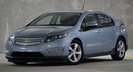 La nouvelle Chevrolet Volt