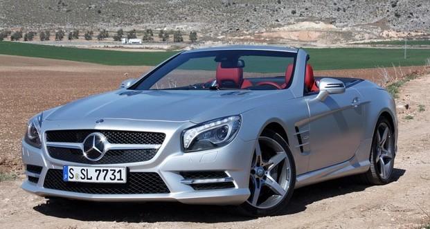 Mercedes retire des SL 2013 pour des soucis de climatisation