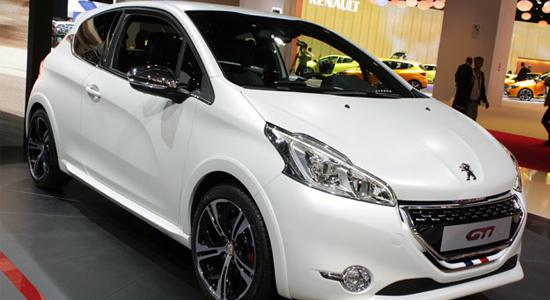 A la rencontre de la nouvelle Peugeot 208