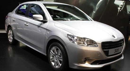 La Peugeot 301 débarque en Novembre