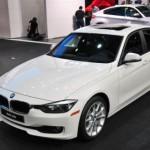 Un magnifique design de la BMW 320i