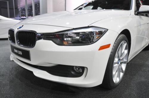Detroit – BMW 320i la star dans la ville de l'automobile