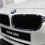 Toujours agressive la BMW