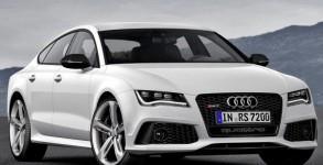 nouvelle Audi RS7 Sportback