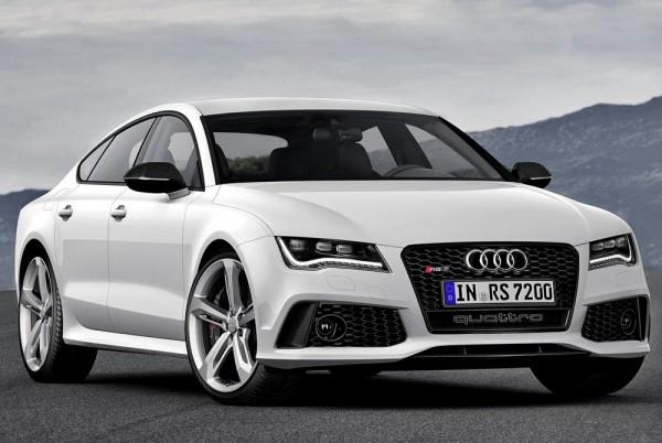 A la découverte de la Audi RS 7 Sportback