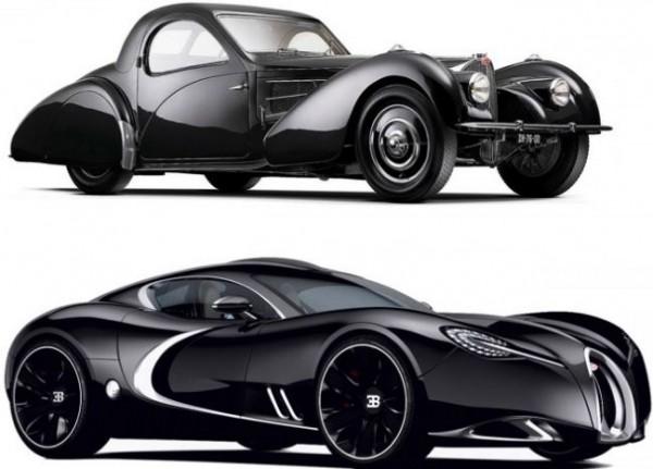 Le concept car – Bugatti Gangloff