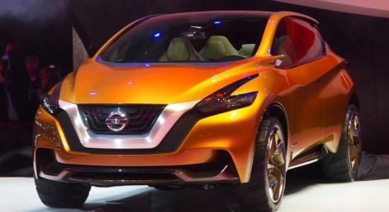 Nissan: Le concept Resonance, prochaine Murano