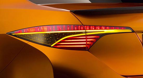 Toyota met plus de teasing à son concept Furia