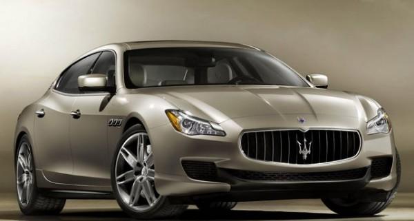 Maserati Quattroporte inaugure une nouvelle ère au salon de Détroit