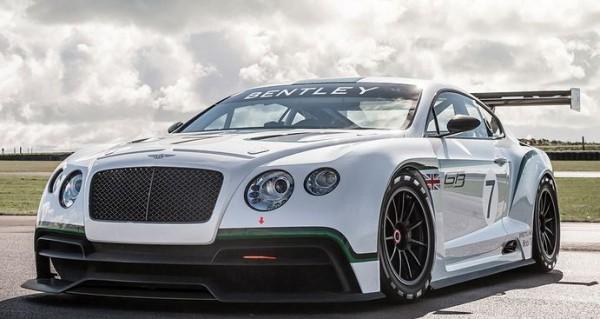 Que savez vous de la Bentley GT3