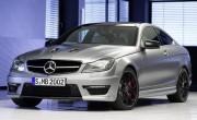 Mercedes C 63 AMG Edition 507 limité à 280km/h