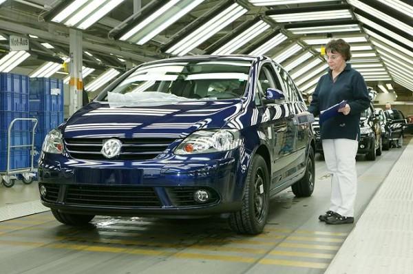 Volkswagen un plan d'investissement automobile mondiale