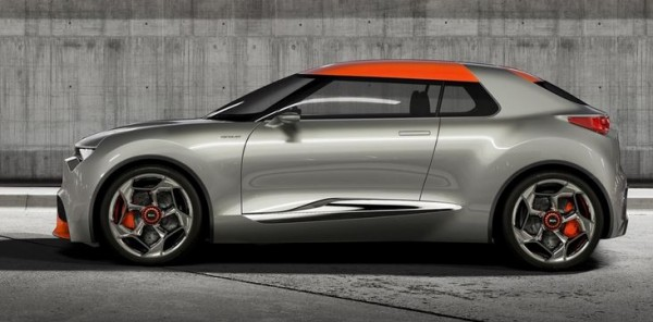 Kia Provo, un concept car à découvrir au salon de Genève