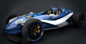 Seat Formula 1430 concept