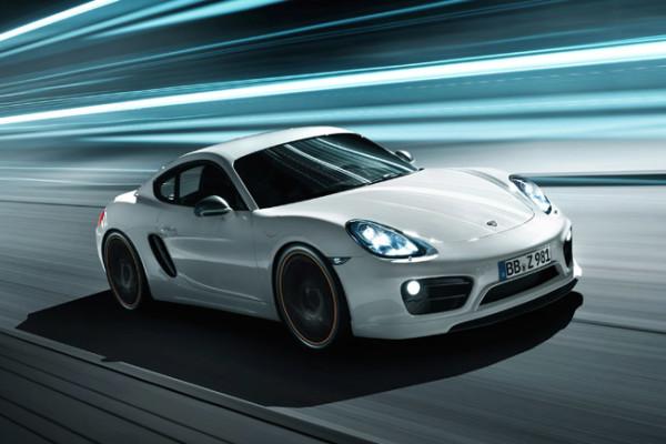 TechArt a mis en place un nouveau programme de style pour la Porsche Cayman.