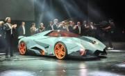 Lamborghini Egoista – la supercar monoplace