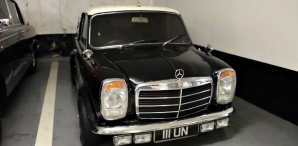 Mini classique ou Mercedes Benz Class E ?