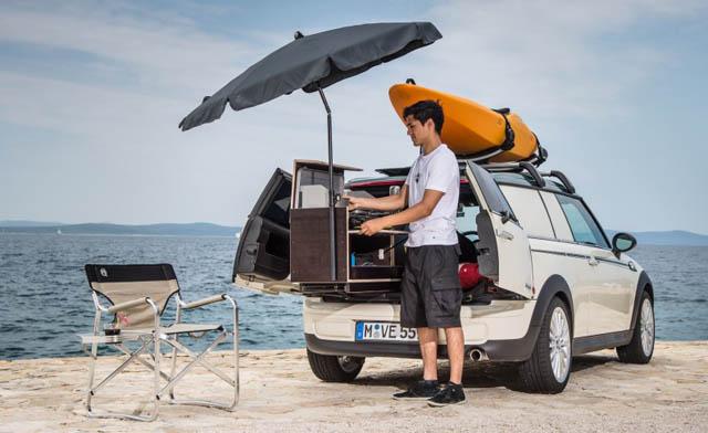Mini-Clubvan-Camper