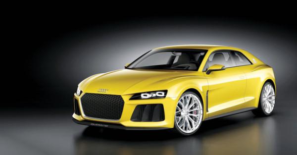 Une nouvelle Audi Quato au salon de Francfort 2013