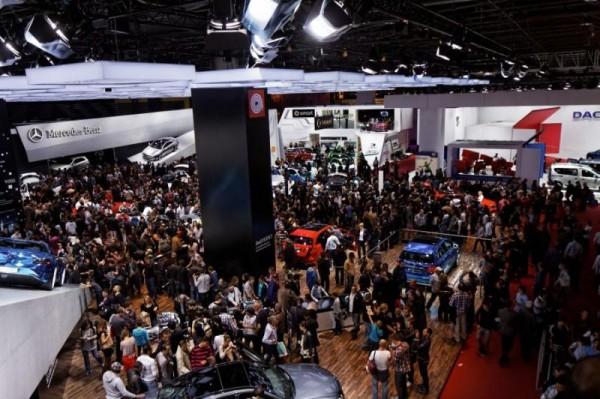 Mondial de l'Automobile 2014 de Paris prévu entre 4 et 19 Octobre 2014