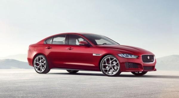 La nouvelle Jaguar XE 2015 est enfin révélée