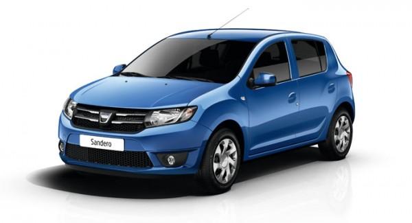 La nouvelle Dacia Sandero 2014, une berline