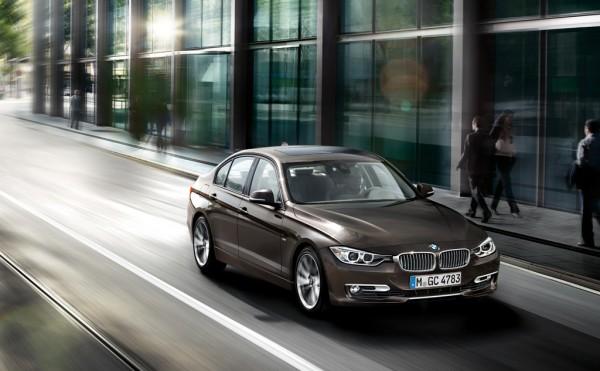 L'édition 2015 de BMW S3 Sedan